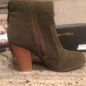 Chase + Chloe Thigh High Boot